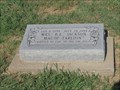 Image for 100 - Maude Tarlton Jackson - Good Hope Cemetery - Parvin, TX