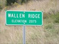 Image for Wallen Ridge - 2075 ft.