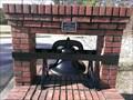 Image for St. John C.M.E. church bell - Leesville, SC