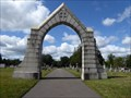 Image for Mary Jaggar Post Barber Memorial Arch - East Windsor, CT