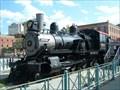 Image for Chicago, Burlington & Quincy Steam Locomotive No. 710 - Lincoln, Nebraska