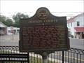 Image for Dawson County - GHM 042-1 - Dawson, Co., GA