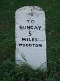 Image for Milestone - B1332, Woodton, Norfolk, UK