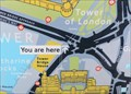 Image for You Are Here - East Smithfield, London, UK