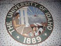 Image for University of Idaho Seal - Administration Building Mosaic - Moscow ID