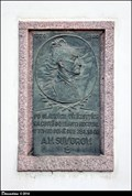 Image for Alexander V. Suvorov memorial tablet - Stará radnice (Ceský Brod, Central Bohemia)