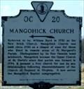 Image for Mangohick Church