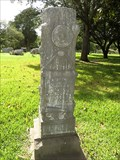Image for Robert Lee Miller - Masonic Cemetery - Chappell Hill, TX