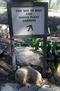 Image for Wild Animal Park's Nativescapes Garden  -  Escondido, CA