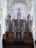 Image for Le Grand Orgue de la Cathédrale Saint-Gatien - Tours, France