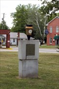 Image for Catoosa Co. Flame of Freedom  – Ringgold, GA