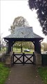 Image for St Winifred's Church Lychgate - Kingston on Soar, Nottinghamshire, UK