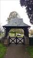 Image for St Winifred's Church Lychgate - Kingston on Soar, Nottinghamshire, UK