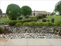 Image for Agawam Public Library Landscaped Retaining Wall - Agawam, MA