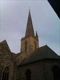 Image for Réseau géodésique -- Cathédrale Saint-Malo - Bretagne, France
