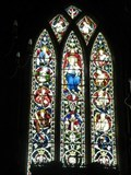 Image for Windows, St. Mary's, Harvington, Worcestershire, England