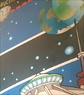 Image for Buzz Lightyear Laser Blast - Planet Pollustrout Continent Hidden Mickey - Disneyland Paris