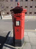 Image for Victorian Post Box - St Pancras Way, London, UK