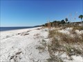 Image for Big Bend Scenic Byway - Historic Carrabelle Beach - Carrabelle, Florida, USA.