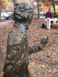 Bet you didn't know Thoreau was a Waymarker!