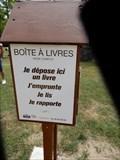 Image for boite a livre du parc de la Gare - Parthenay