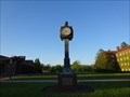 Image for The Campus Clock - Allegany, NY