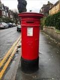 Image for Victorian Pillar Box - Millfield - Folkestone - Kent -UK
