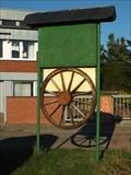 Image for Decorative Wagon Wheel - Kalenborn - RLP / Germany