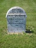 Image for Osterwick / Giesbrecht Cemetery - New Bothwell MB