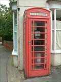 Image for Red telephone box Steeple Bumstead, Essex