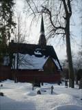 Image for Näsinmäen hautausmaa - Porvoo, Finland
