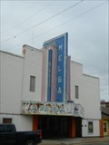 Image for Melba Theater Sign - Batesville, Ar.