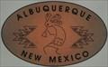 Image for Kokopelli Smashed Penny ~ Hotel Albuquerque - Albuquerque, New Mexico