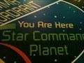 Image for Star Command Planet Map - Lake Buena Vista, FL