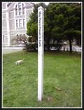 Image for Peace Pole, Bogaziçi University - Istanbul, Turkey