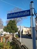 Image for BAHNHOFSTRASSE - 95197 Schauenstein/ Bayern/ Germany
