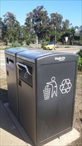 Image for Solar Trash Can  -  San Diego, CA