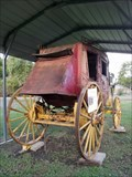 Image for (Replica) 1855 Abbot & Downing Coach - Burton, TX