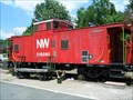 Image for Norfolk & Western Caboose # 518590, Clifton, VA