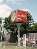 Image for Soda and Sounds Clock - Adventureland Amusement Park; Altoona, IA
