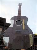 Image for Giant Guitar, Hardrock Casino, Stateline, Nevada