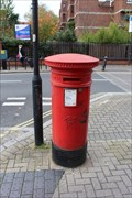 Image for Victorian Post Box - Gliddon Road, London, UK