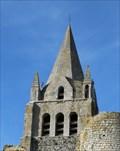 Image for Le Clocher de la Collégiale Saint-Liphard - Meung-sur-Loire, France