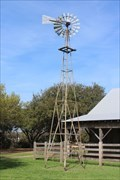 Image for A.W. Perry Homestead Windmill - Carrollton, TX