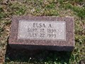 Image for 100 - Elsa A. Scheihing - Summit View Cemetery - Guthrie, OK