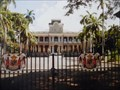 Image for State completes repairs to fence at Iolani Palace  -  Honolulu, HI
