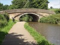Image for Arch Bridge 108 On The Lancaster Canal - Halton, UK