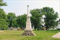 Image for ONLY - Monument erected by a Slave for his Master - Otterville, IL