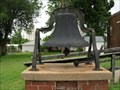 Image for Old Mennonite Church Bell - Geary, OK