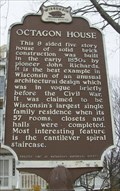Image for Octagon House Historical Marker